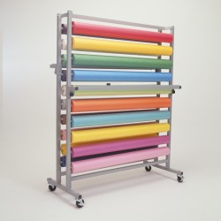 20 Roll Horizontal Rack