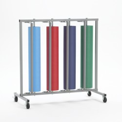 R998 Four Roll Vertical Paper Rack